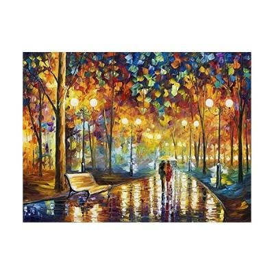 S Hi 1000 Pieces of Decompression Puzzle Landscape Painting Puzzle 1  Color