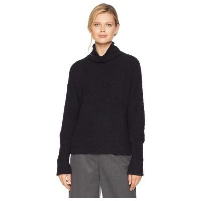 アグ UGG レディース ニット・セーター トップス Sage Fluffy Sweater Knit Black