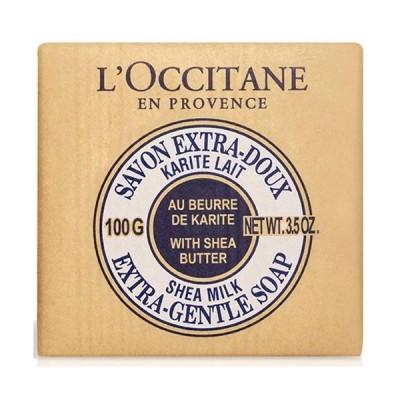 ロクシタン シアソープ ミルク 100g L'OCCITANE LOCCITANE