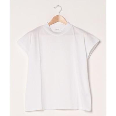 tシャツ Tシャツ クルーネックフレンチTシャツ