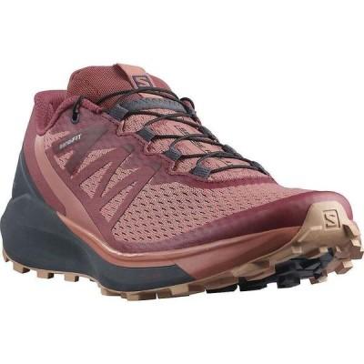 サロモン Salomon レディース ランニング・ウォーキング シューズ・靴 Sense Ride 4 Shoe Brick Dust/India Ink/Sirocco