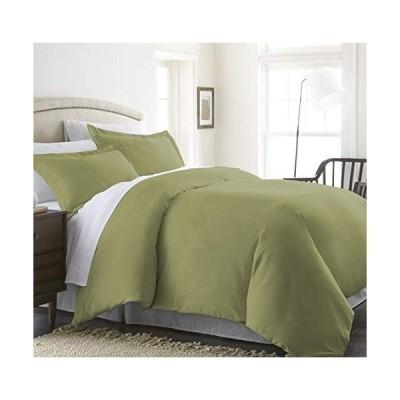 (King/California King, Sage-Green) - Celine Linen Wrinkle & Fade Resistant