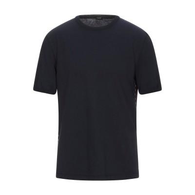 YOON T シャツ ダークブルー 56 コットン 100% T シャツ
