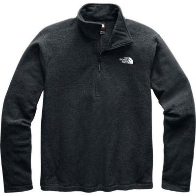 (取寄)ノースフェイス メンズ テクスチャ キャップ ロック 1/4-Zip フリース ジャケット The North Face Men's Textured Cap Rock 1/4-Zip Fleece Jacket T