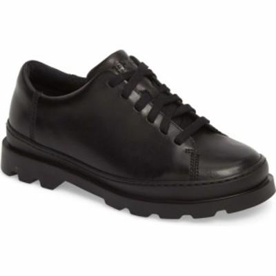 カンペール CAMPER レディース スニーカー シューズ・靴 Brutus Sneaker Black Leather