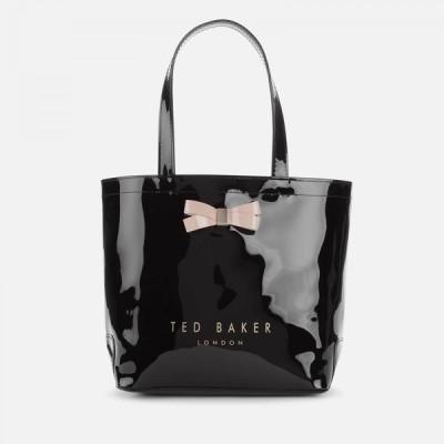 テッドベーカー Ted Baker レディース トートバッグ バッグ Geeocon Small Tote Bag Black