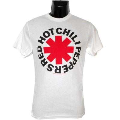 RED HOT CHILIPEPPERS Tシャツ ASTERISK LOGO 正規品