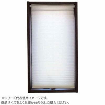 小窓用断熱スクリーン つっぱり棒付き ホワイト 約幅59×丈90cm NHT-3000S(支社倉庫発送品)