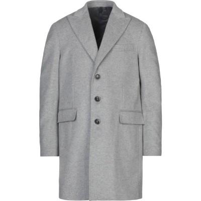 ドメニコ タリエンテ DOMENICO TAGLIENTE メンズ コート アウター coat Light grey