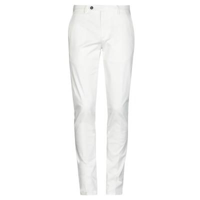 GTA IL PANTALONE パンツ ホワイト 48 コットン 98% / ポリウレタン 2% パンツ