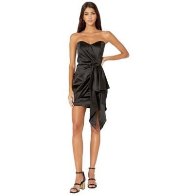 バルドー Bardot レディース ワンピース ミニ丈 ワンピース・ドレス Hilary Mini Dress Black