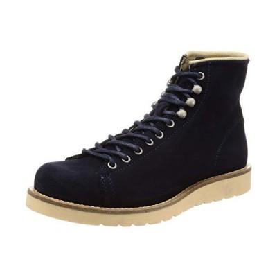 [ベルベットレッド] ブーツ Art3822 Suede メンズ Navy 25.5?26.0 cm