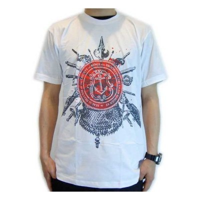【SALE】The Brooklyn Circus Defend S/S TEE White ザ ブルックリンサーカス ディフェンド S/S Tシャツ ホワイト