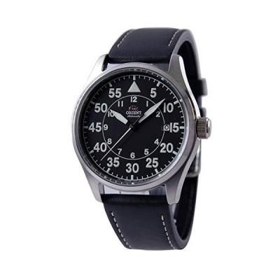 [オリエント] ORIENT 腕時計 自動巻き(手巻付き) パイロット スポーツフライト ブラック RA-AC0H03B10B メンズ