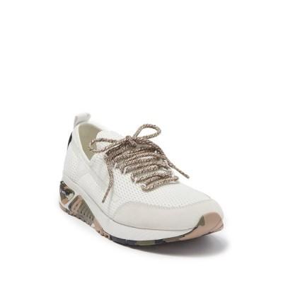 ディーゼル メンズ スニーカー シューズ SKB Perforated Camo Sole Sneaker DIRTY/WHIT