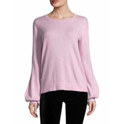 BCBG マックスアズリア レディース トップス ニット  Cotton Puff Sweater