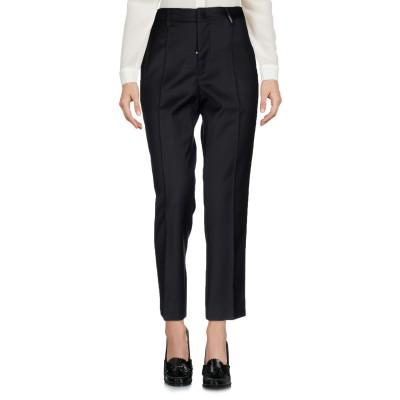 HIGH by CLAIRE CAMPBELL パンツ ブラック 42 バージンウール 100% パンツ