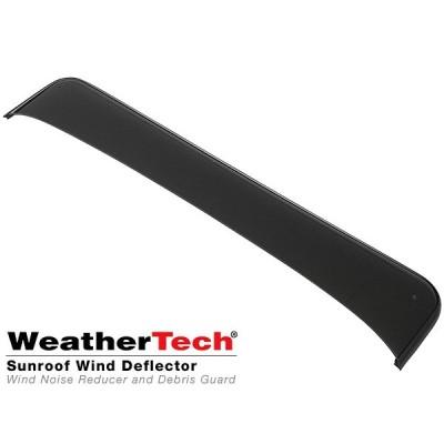 専用設計 WeatherTech/ウェザーテック サンルーフバイザー 02-06y キャデラック エスカレード、00-06y シボレー タホ,サバーバン、GMC ユーコン 他