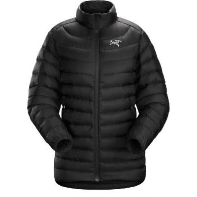 (取寄)アークテリクス レディース セリウム LT ダウン ジャケット Arc'teryx Women Cerium LT Down Jacket Black
