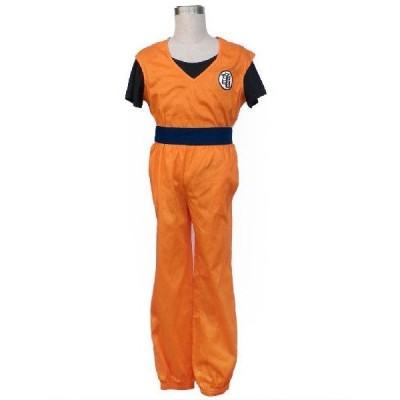 【子供サイズ】コスプレ 衣装 ドラゴンボール 孫悟空服1代目 キッズサイズ コスチューム