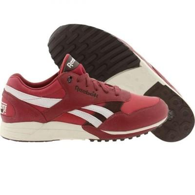 リーボック Reebok メンズ スニーカー シューズ・靴 Racer X Premium tri red/soap/earth