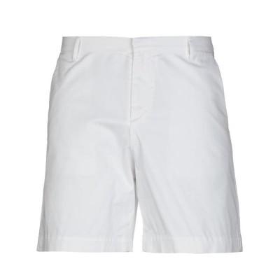 DONVICH ショートパンツ&バミューダパンツ ファッション  メンズファッション  ボトムス、パンツ  ショート、ハーフパンツ ホワイト