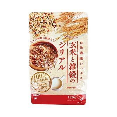 玄米と雑穀のシリアル 120g ow jn