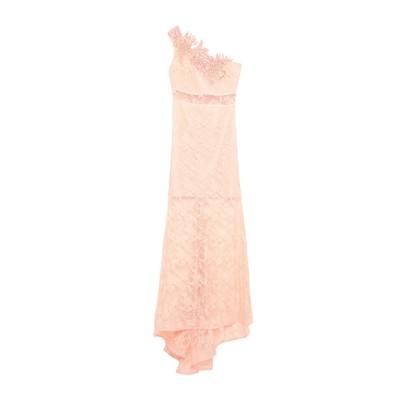 ALLURE ロングワンピース&ドレス ピンク 8 ポリエステル 90% / ポリウレタン 10% ロングワンピース&ドレス