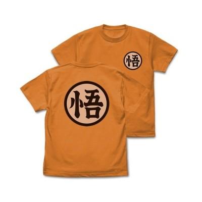 【送料無料対象商品】コスパ ドラゴンボールZ 悟空マーク Tシャツ ORANGE【ネコポス/ゆうパケット対応】
