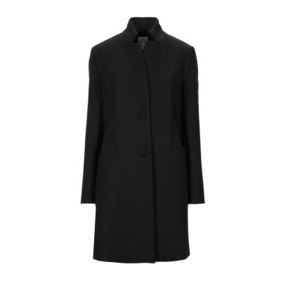 シルビアンヒーチ SILVIAN HEACH コート ブラック XXS ポリエステル 68% / レーヨン 30% / ポリウレタン 2% コート