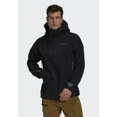 アディダス ジャケット&ブルゾン メンズ アウター TERREX MYSHELTER GORE-TEX ACTIVE - Waterproof jacket - black
