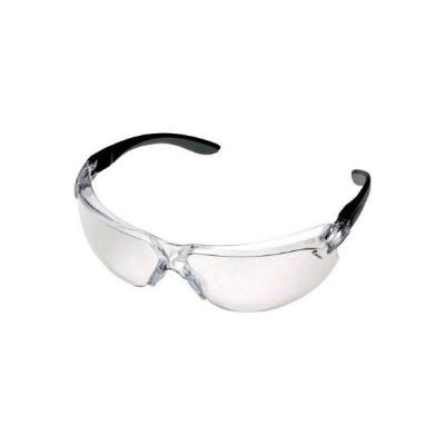 二眼型 保護メガネ 両面ハードコート レンズ厚2.3mm ミドリ安全 MP821