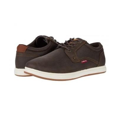 Levi's(R) Shoes リーバイス メンズ 男性用 シューズ 靴 オックスフォード 紳士靴 通勤靴 Arnold Tumbled WX UL/NB - Brown/Tan