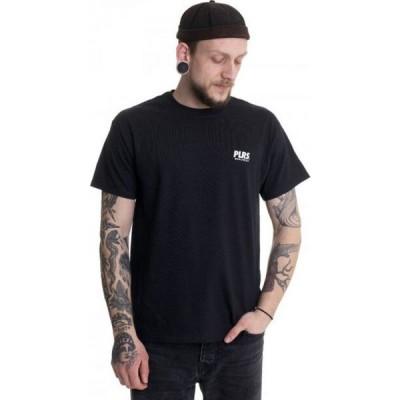 インペリコン Impericon メンズ Tシャツ トップス - PLRS - T-Shirt black