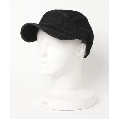帽子 キャップ Basiquenti Cord Line Tape Cap