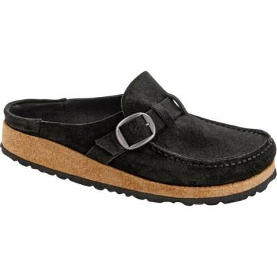 ビルケンシュトック Birkenstock レディース シューズ・靴 Buckley Casual Shoes Black
