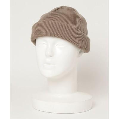 SETUP7 / 【Racal】Roll Knit Cap RL-18-935 MEN 帽子 > ニットキャップ/ビーニー