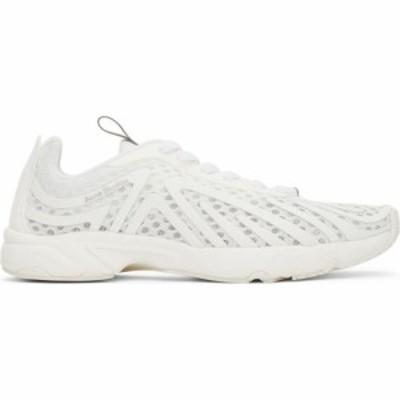 アクネ ストゥディオズ Acne Studios メンズ スニーカー シューズ・靴 Off-White Trail Sneakers White