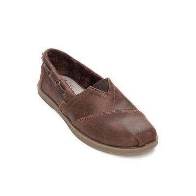 スケッチャーズ レディース パンプス シューズ Bobs Chill Luxe Buttoned Up Shoe