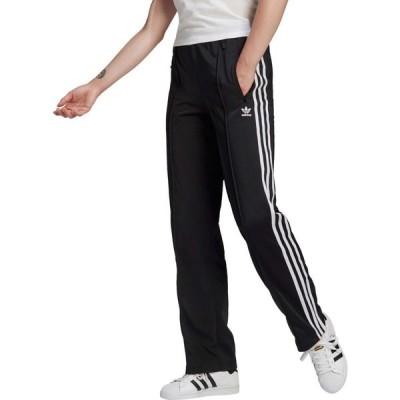 アディダス adidas レディース スウェット・ジャージ ボトムス・パンツ Adicolor Classics Firebird Primeblue Track Pants Black