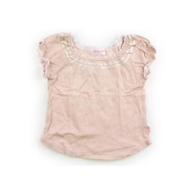 シャーリーテンプル ShirleyTemple Tシャツ・カットソー 110サイズ 女の子 子供服 ベビー服 キッズ