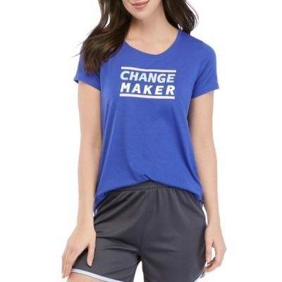 ゼロス Tシャツ トップス レディース Short Sleeve Graphic T-Shirt  -