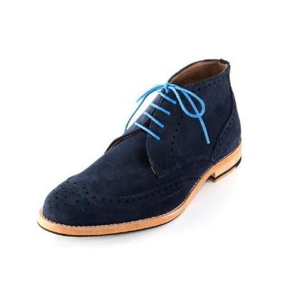 Jandre / Knight Shoes / with EKUMAKURI : アンドレ ナイト / エクマクリ [ EP-001L ] Navy
