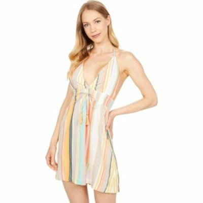オニール ONeill レディース ワンピース ワンピース・ドレス Madien Stripe Dress Multicolored