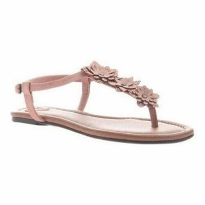 Madeline  ファッション サンダル Madeline Womens  Starburst T Strap Sandal