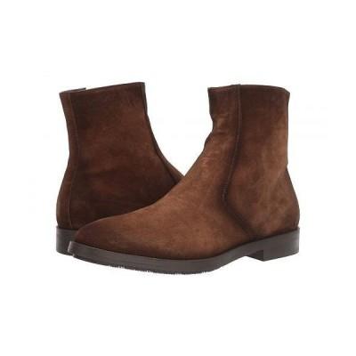 To Boot New York トゥ ブーツ ニューヨーク メンズ 男性用 シューズ 靴 ブーツ ドレスブーツ Rosemont - Brown Suede