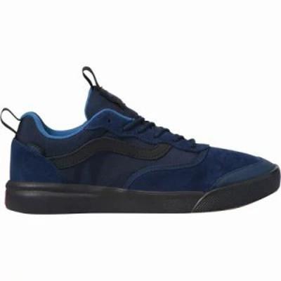 ヴァンズ スニーカー UltraRange Shoes Dress Blues/Black