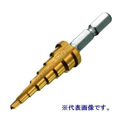 【法人限定】ESD-412T (ESD412T) トップ工業 TOP 電動ドリル用タップ下穴用ステップドリル
