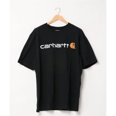 tシャツ Tシャツ 【Carhartt カーハート】グラフィックロゴプリント半袖Tシャツ