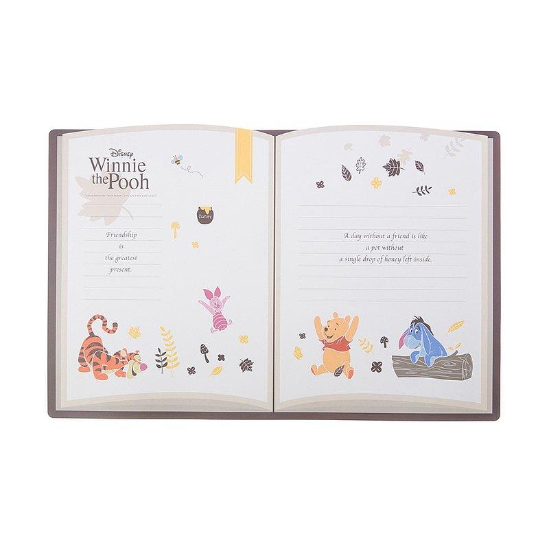 HOLA 迪士尼系列維尼餐墊-故事書